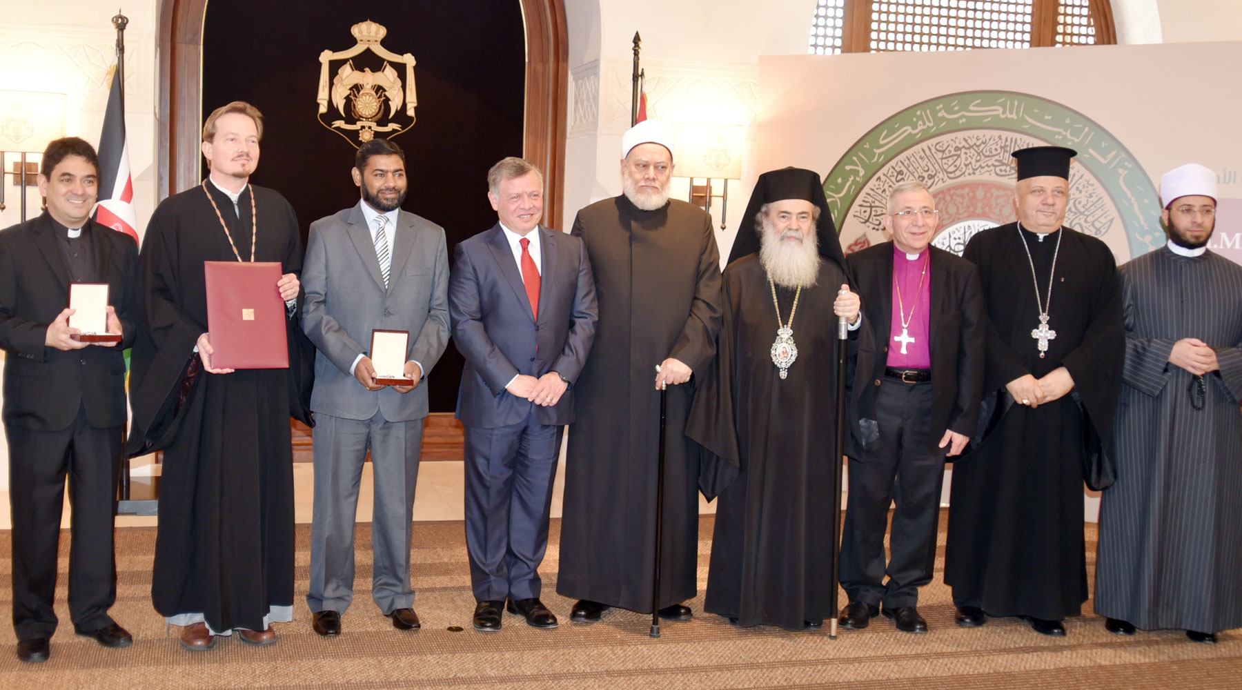Ecumenical and Interfaith Work